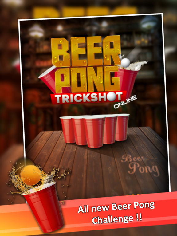 Beer Pong : Trickshot screenshot 8