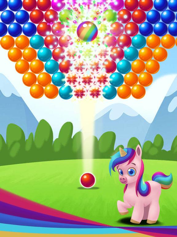 Bubble Shooter Unicorn screenshot 6