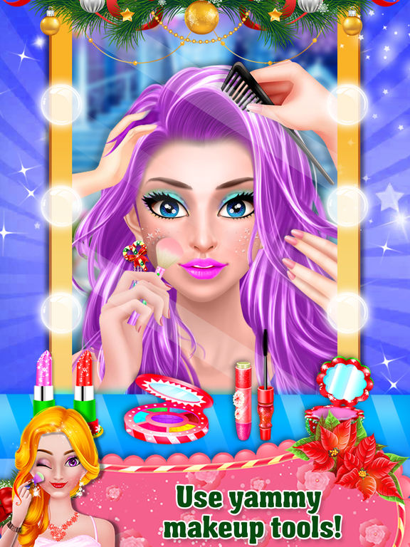 Christmas Dream Salon screenshot 7