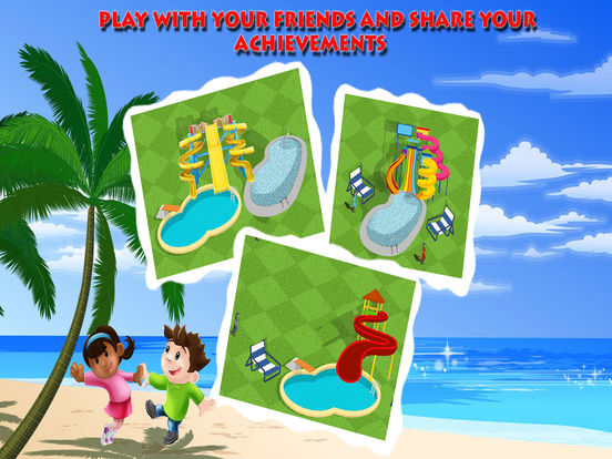 WaterPark Tycoon : Extreme Water Ride | Apps | 148Apps