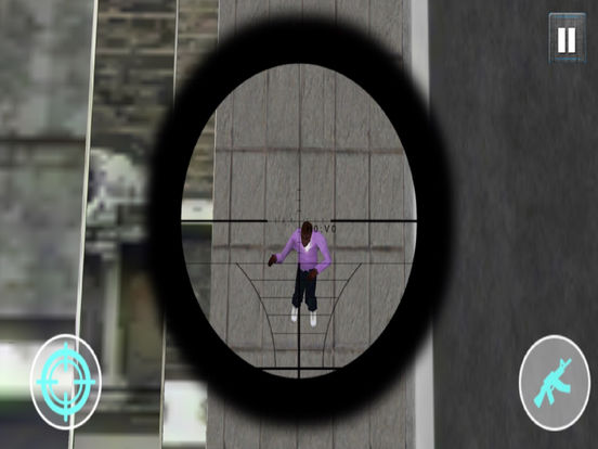 City Assassin sniper shooter : 3d killer screenshot 7