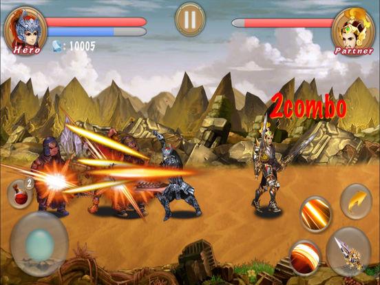 Action RPG-Blade Of Dragon Hunter screenshot 8