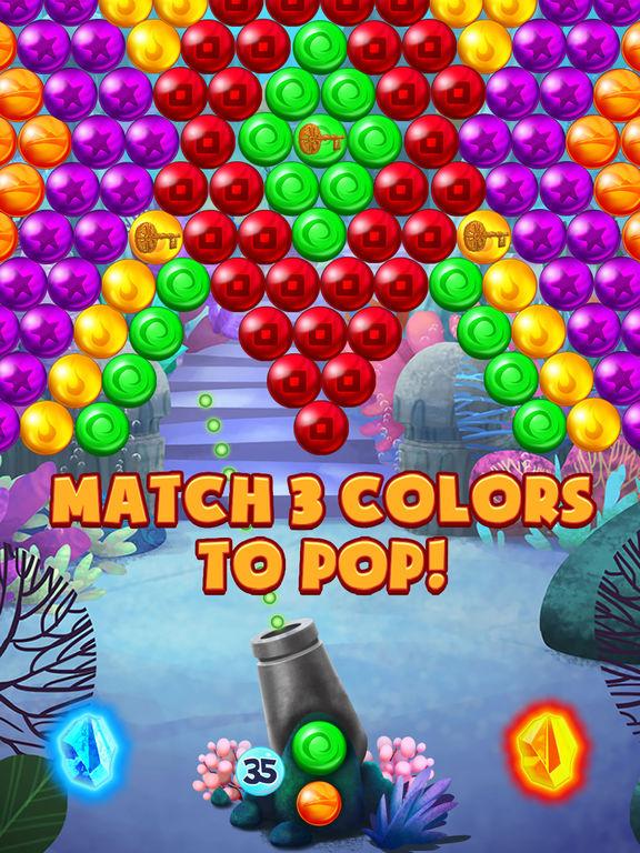 Bubble Atlantis Deluxe screenshot 9