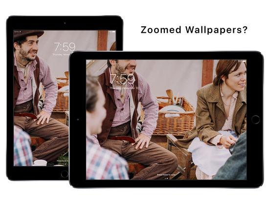 Wallpaper Fix Free - Resize Wallpapers from Wallax screenshot 6