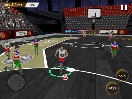 Indoor Football Arena Futsal 2k16 by BULKY SPORTS screenshot 7