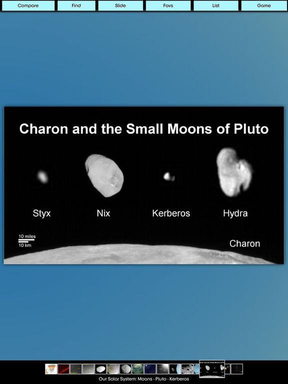 Solar System Planets screenshot 10