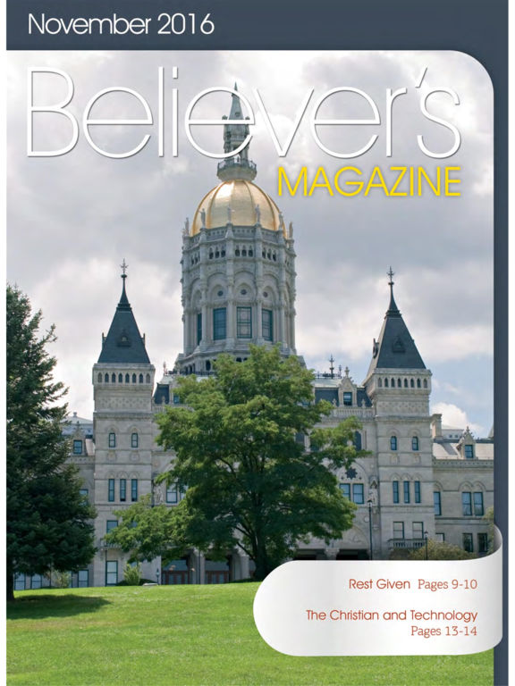 Believer's Magazine screenshot 6