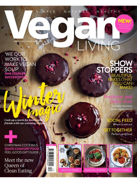 Vegan Living screenshot 6