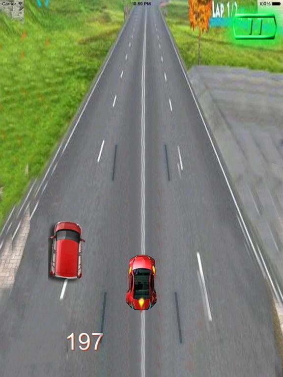 Real Driving Fast - Xtreme Adrenaline Rivals screenshot 10