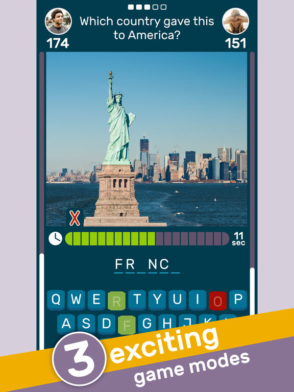 PlayPhoto : Trivia Picture Quiz 1000s of Quizzes screenshot 7