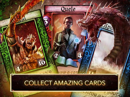 Drakenlords: CCG Card Duels screenshot #4