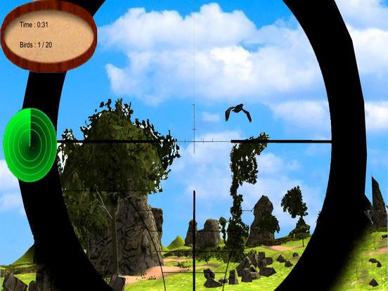 Birds Sniper Shot : 3D Adventure-s kill-er 2017 screenshot 5