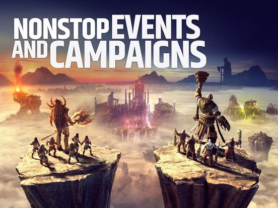Dawn of Titans: Strategy Game screenshot 8