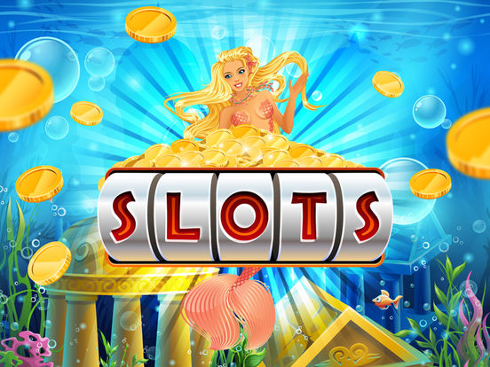 Atlantis Casino Craze : 3-Reel Party Slots Machine screenshot 6