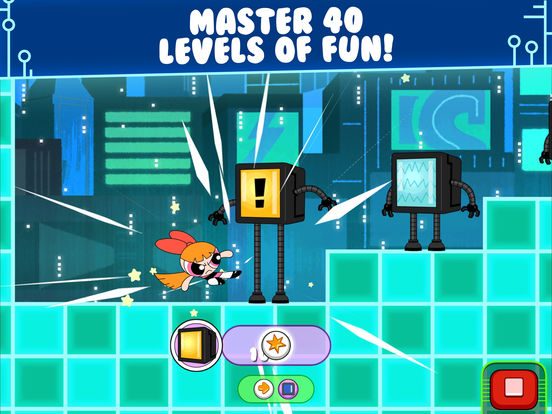Glitch Fixers - The Powerpuff Girls screenshot 8