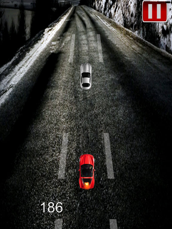 Crazy For Speed In Highway - A Hypnotic Game Of Driving screenshot 10
