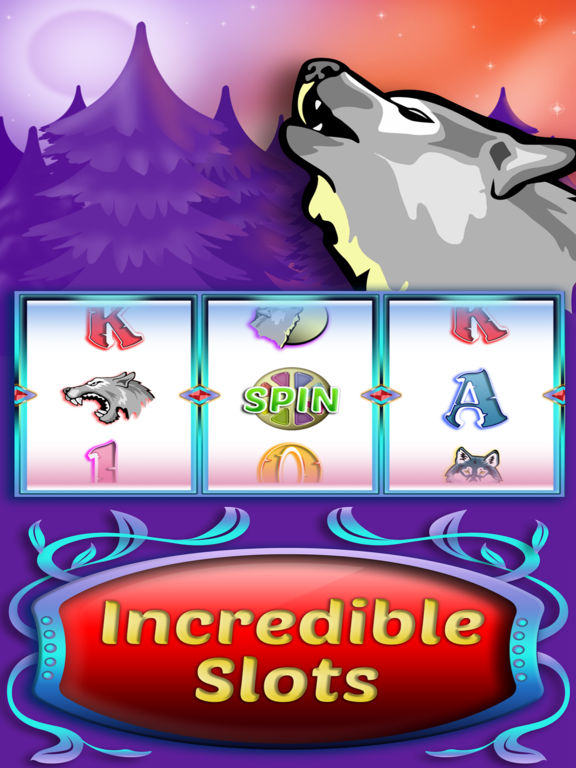 Wolf Sky Moon Slot Machine Free Best Casino Slots screenshot 7