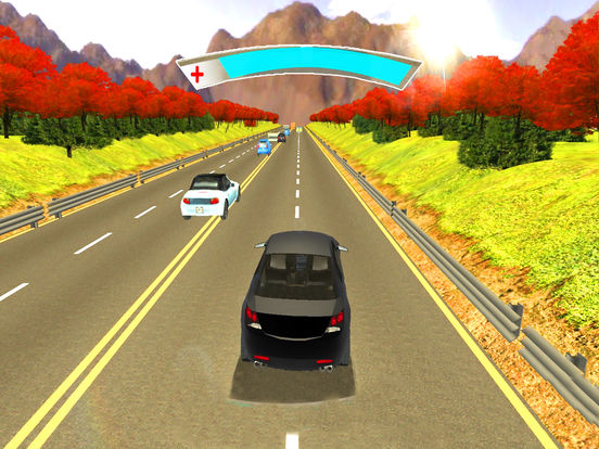 City Traffic Racer 3D screenshot 5