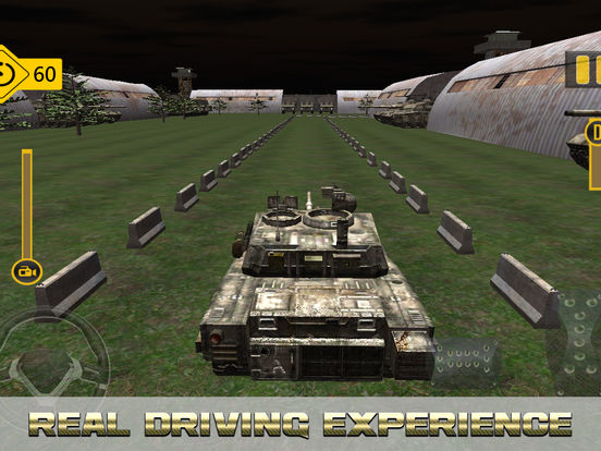 Military Tank Real Parking screenshot 6