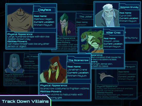 Batman : Gotham's Most Wanted! screenshot 8