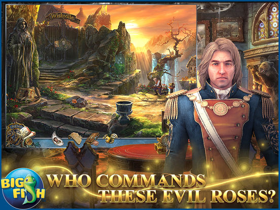 Living Legends: Bound by Wishes - A Hidden Object Mystery (Full) screenshot 6