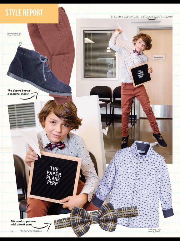 Poster Child Magazine screenshot 9