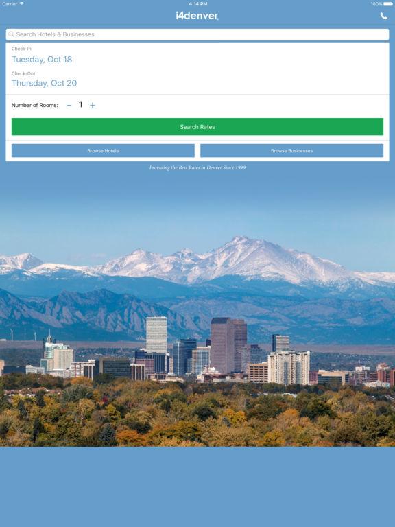 i4denver - Denver Hotels & Yellow Pages Directory screenshot 6