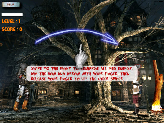 Archer Vs Shooter Dark P - Best Archery Tournament screenshot 7