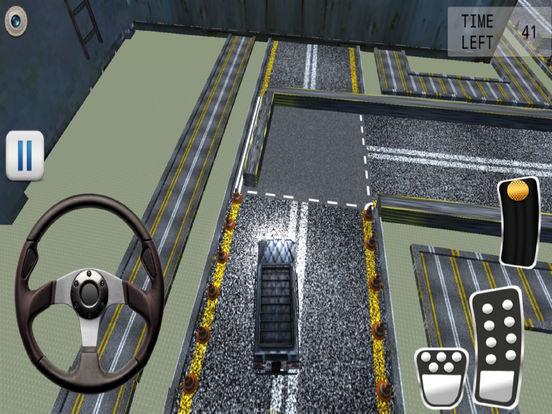 Jeep Crazy Parking:Fast Speed Track screenshot 6