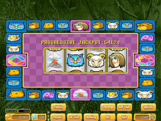 Super Tarzan Slot screenshot 3