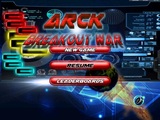 Arck Breakout War - The Addictive Blocks Simulator screenshot 6