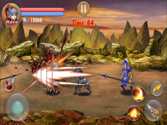 Action RPG-Blade Of Dragon Hunter Pro screenshot 7