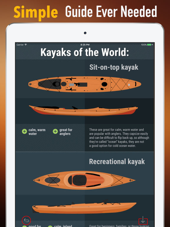 Kayaking Made Easy-Tips and Tutorial screenshot 6