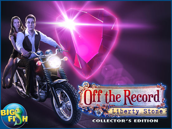 Off the Record: Liberty Stone - A Mystery Hidden Object Game screenshot 10