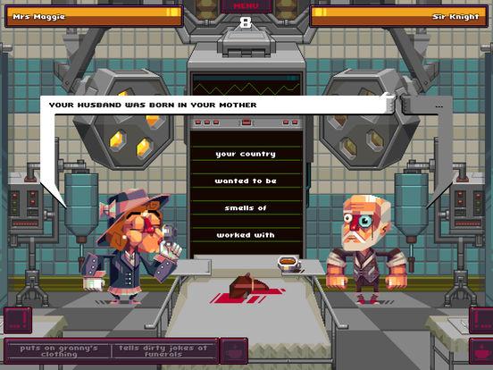 Oh...Sir! The Insult Simulator screenshot 8