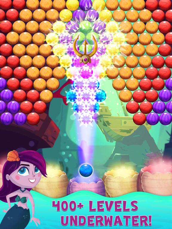 Bubble Mermaid screenshot 9