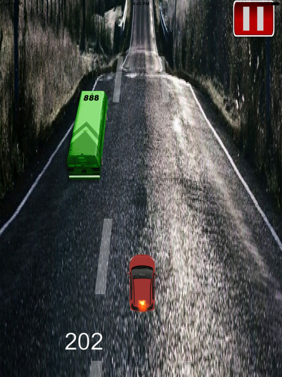 A Real Power Traffic Car Pro - Superhighway Unlimited screenshot 9
