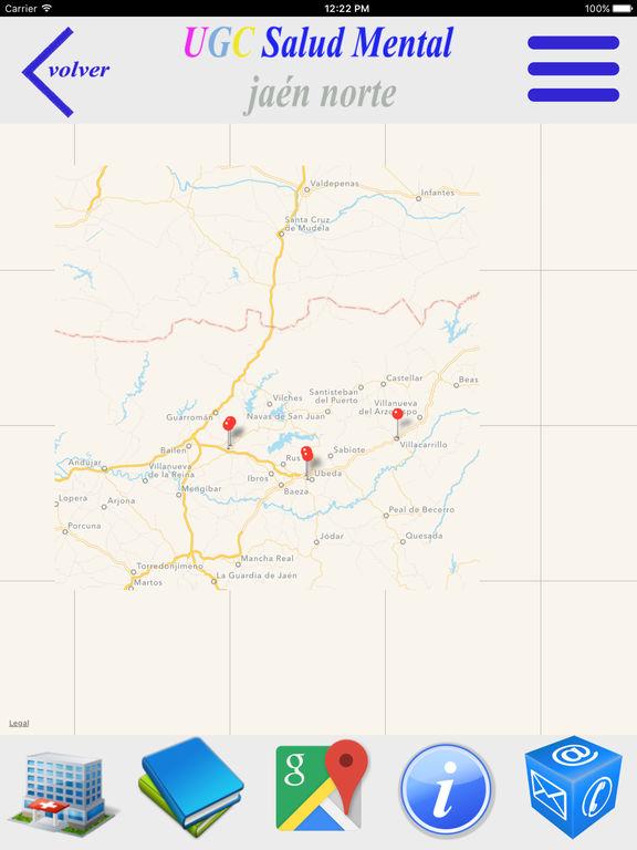 Salud Mental Jaén Norte screenshot 8