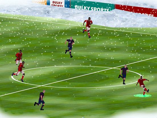 Soccer 2017 - Xmas Holidays Real football madness screenshot 9