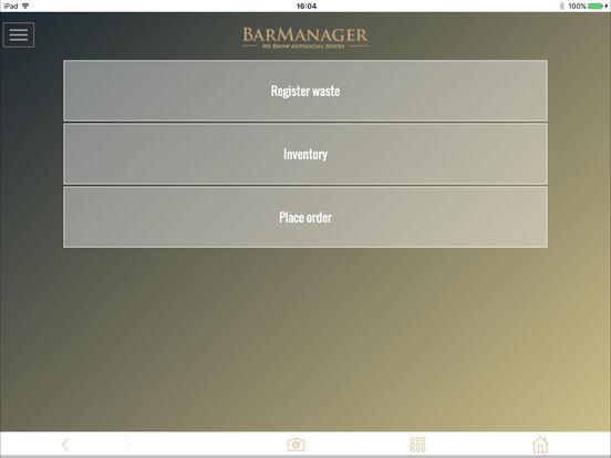 BarManager screenshot 6