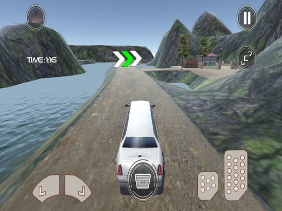 Off-Road Limousine Taxi screenshot 7