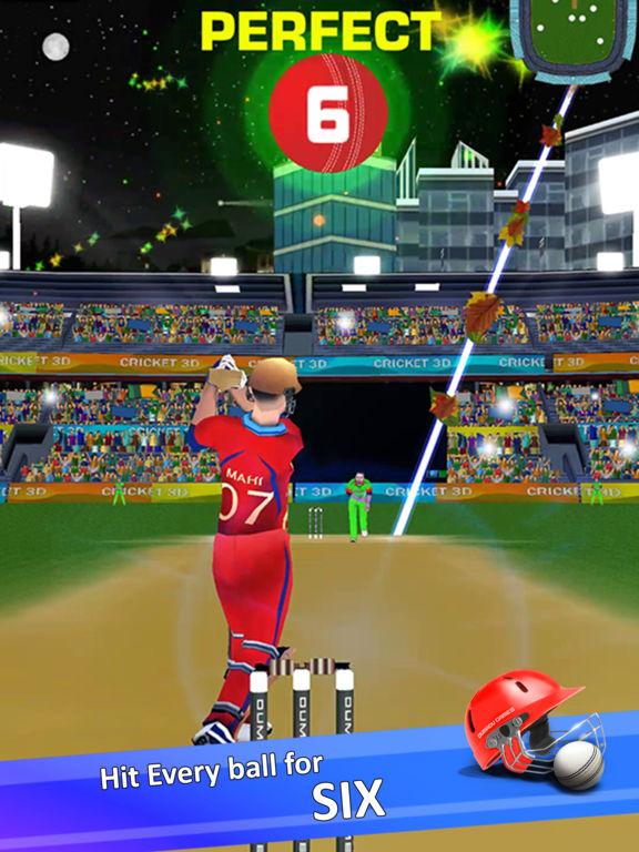 Slog Cricket - unlimited Power-play Hits screenshot 8