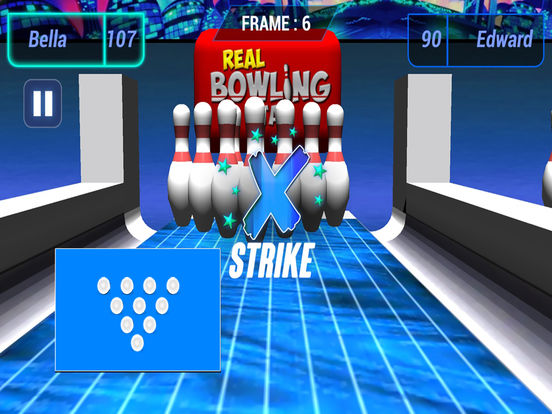 Galaxy Bowling Paradise : Real Ten Pin Master screenshot 5