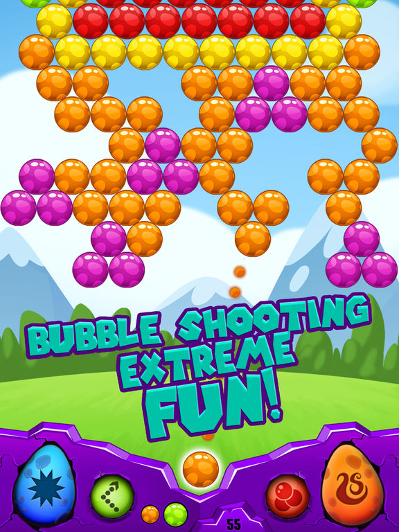 Bubble Shooter! Dragon screenshot 8