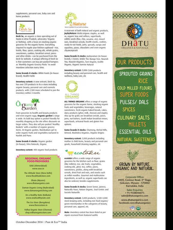 Pure & Eco India screenshot 10