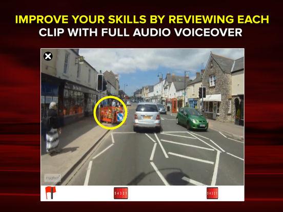 Hazard Perception Test Free - Driving Test Success screenshot #4