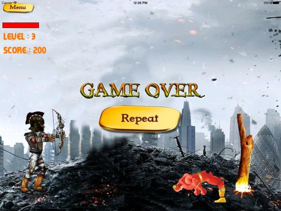 Fire Arrow Master - Archery War screenshot 7