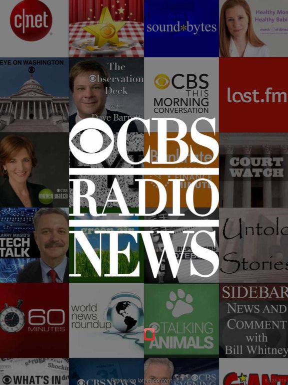 CBS Radio News screenshot 6