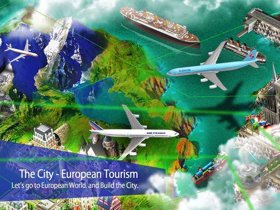 The City - European Tourism screenshot 6
