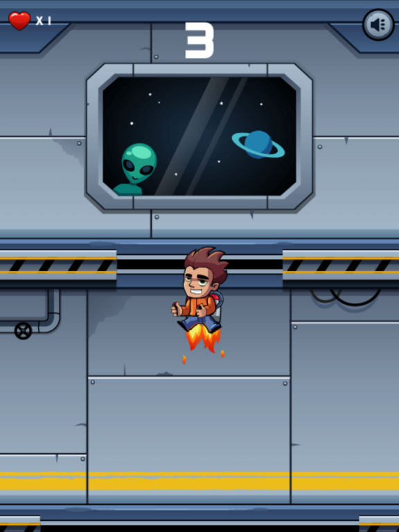 Jetpack Blast screenshot 8